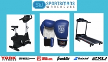 Forget Lock in Contracts & Crowded Gyms! Shop the Sportsmans Warehouse Equipment & Accessories Sale! Ft. York Treadmill, Spirit Upright Bike & More