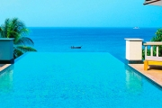 PHUKET Spend a Sunny Holiday Celebrity-style in a Private Pool Suite w/ Ocean View at Trisara! Ft. Brekkie, Nightly Cocktails, Spa Treatments & More