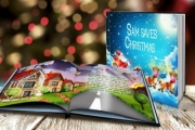 Put Your Child in the Story with a Personalised Christmas Story Book from Dinkleboo! Choose from a Range of Christmas-Themed Titles for Only $2.99