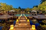 LUXURY BALI Splurge w/ 8 Nights @ the Iconic 5* Pan Pacific Nirwana Bali Resort! Superior Room Incl. Brekkie, All Dinners, Temple Sunset Tour & More