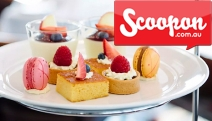 Spend a Lavish Day Out w/ Your Bestie w/ a High Tea @ Cucina Locale! Ft. 360° Views of Sydney & the Blue Mountains! Opt with French Bubbly or Cocktails