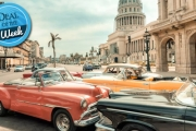 CUBA Explore Colourful Cuba w/ a 9-Day Luxury, Small Group Tour! Snorkel the Caribbean Coastline, Cruise through Havana & Beyond. Luxe Accom & More