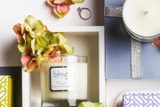 Light Up the Night w/ a Gorgeous Scented Candle from The Bling Candle Co. Plus Every Candle Has a Stunning Ring Hidden Inside, Valued at Up to $500!