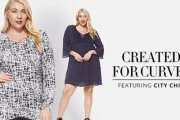 Dress to Kill for Your Curves with the Chic and Curvy Clothing Sale! Shop Stylish Leading Plus Size Brands Incl. City Chic and More. Plus P&H