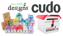 Get Your Little Ones Writing w/ a Range of Wooden Letterboxes & Diaries, Designed to Inspire Imaginative Play! Perfect for Letters to Santa