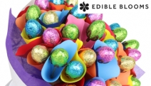Easter is Just Around the Corner! Hop into Eggcellent Range of Delicious Chocolate Gifts from Edible Blooms! Dessert Treat Box, Egg Hunt Hamper & More