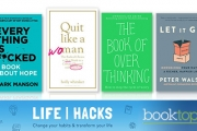 Change Your Habits & Transform Your Life with Life Hacks Books from Booktopia! Ft. a Collection of Self-Help, Personal Development, Health & More