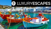 GREECE 13-Day Tour from Athens to the Breathtaking Greek Islands! Ft. Olympia, Mykonos, Santorini & Beyond w/ Select Dining Experiences, Accom & More