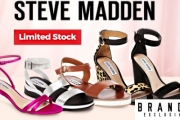 These Heels Were Made For Walking! Shop Fashion-Forward Designer Footwear from Steve Madden! On-Trend But Timeless Sandals, Heels, Flats & More