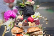 Tuck into a Decadent High Tea for Two at The Libertine By Louis in Stepney! Enjoy Sweet and Savoury Treats w/ Choice of Coffee or Tea. Upgrade for 4