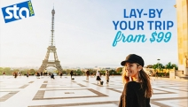 Dreaming of Your Next Holiday? Book Now & Pay Later @ STA Travel! Lay-By Your Next Trip from Just $99 & Lock in the Lowest Price Now!