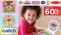Trying to Keep the Little Ones Busy? Shop Up to 60% Off the Pre-Schooler Toys & Books Sale! Think Bluey Bingo's Bingo, Paw Patrol Showbag & More
