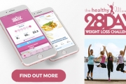 Get Your Health Back on Track w/ the Healthy Mummy 28-Day Weight Loss Challenge! Incl. Meal Plans, Recipes, Support & Daily Exercises for Busy Mums