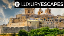 MALTA 4-Night Luxe Stay @ The Xara Palace Relais & Châteaux, the Only Hotel Located within the Medieval Walls of Mdina! Ft. Dining, Wine & More for 2