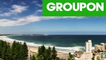 CRONULLA Up to 3-Night Coastal Escape at the Rydges Cronulla Beachside! Standard Town View Room w/ Welcome Drink, Bike Hire + More for 2-Ppl