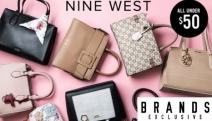 Complete Your Look with NEW Nine West Handbags & Wallets. On-Trend Styles All Under $50! Huge Range of Colours & Designs in Totes, Satchels & More