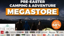 Prepare for Your Next Adventure w/ the Pre-Easter Camping & Adventure Sale! Ft. Up to 68% Off The North Face Apparel, Caribee Backpacks & More