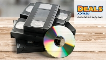 Preserve Your Treasured Family Memories & Convert Your VHS Tapes to DVD at Video Camera Hire! Incl. Return Postage or Pick Up at Carlton Store