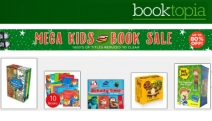 Nourish Young Minds w/ Booktopia's Up to 80% Off Mega Kids Book Sale! Shop Titles from Early Readers to Teen Reads Incl. Fiction, Storybooks & More