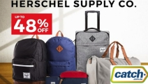 Travel in Style with Up to 48% Off the New Range of Herschel Supply Co. Bags, Wallets & Luggage! Duffles, Backpacks, Carry-Ons & More