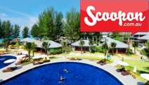 KHAO LAK, THAILAND Adults-Only Beachfront Resort w/ 2 Daily Meals, Massages, Non-Motorised Water Sports & More! 8-Night Break From $699 for Two
