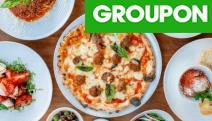 Taste the Best of Italy w/ an Award-Winning 4-Course Dinner + Wine @ Osteria Antica! Wild Mushroom & Caramelised Onion Ravioli, Garlic Pizza + More